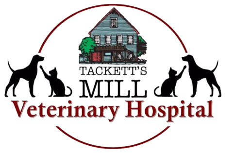 Tackett's Mill Veterinary Hospital  logo